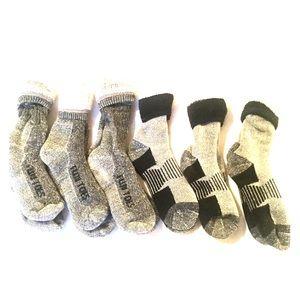 6 pair of men socks never worn